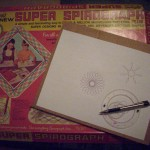 My wife still has her childhood Spirograph!